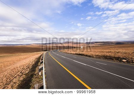 Road Rural Landscape