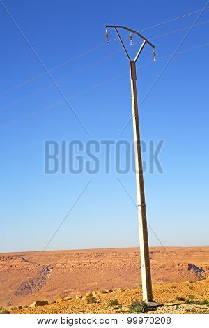 Pole In Africa