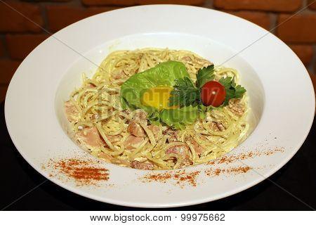 Italian Carbonara