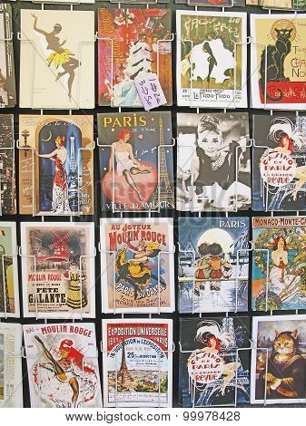 Vintage art prints and posters