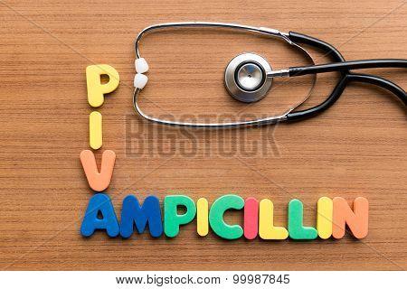 Pivampicillin