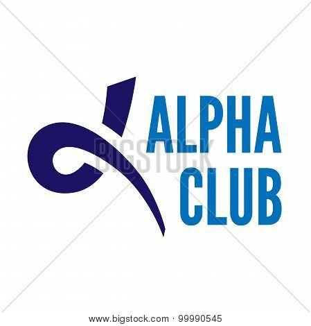 Alpha Letter Symbol