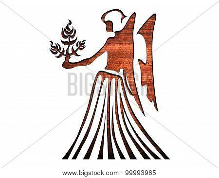 Zodiac Symbols, sign - Virgo