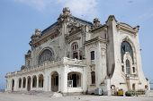 Постер, плакат: Romania Constanta Old Casino