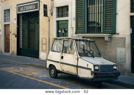 Alte italienische Auto