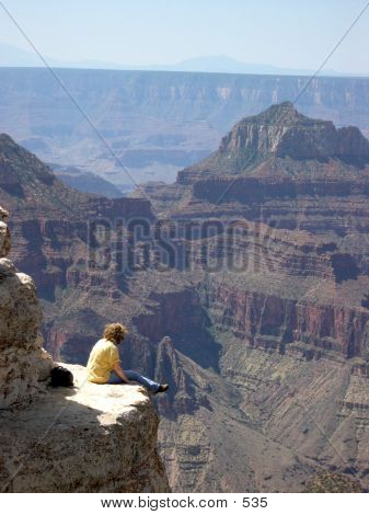 Alone With The Canyon II